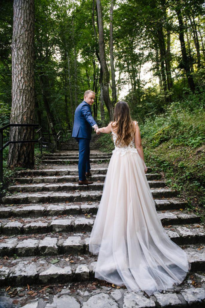 White and Light - Paulina + Kuba - Dziedzic Pakoszówka, fotografia ślubna Szymon Zabawa | 2019