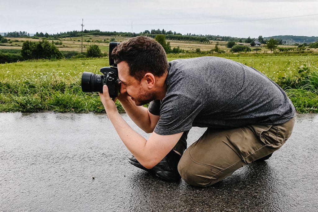 White and Light, fotograf Szymon Zabawa, o mnie, about